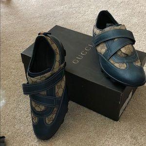 Gucci cleats